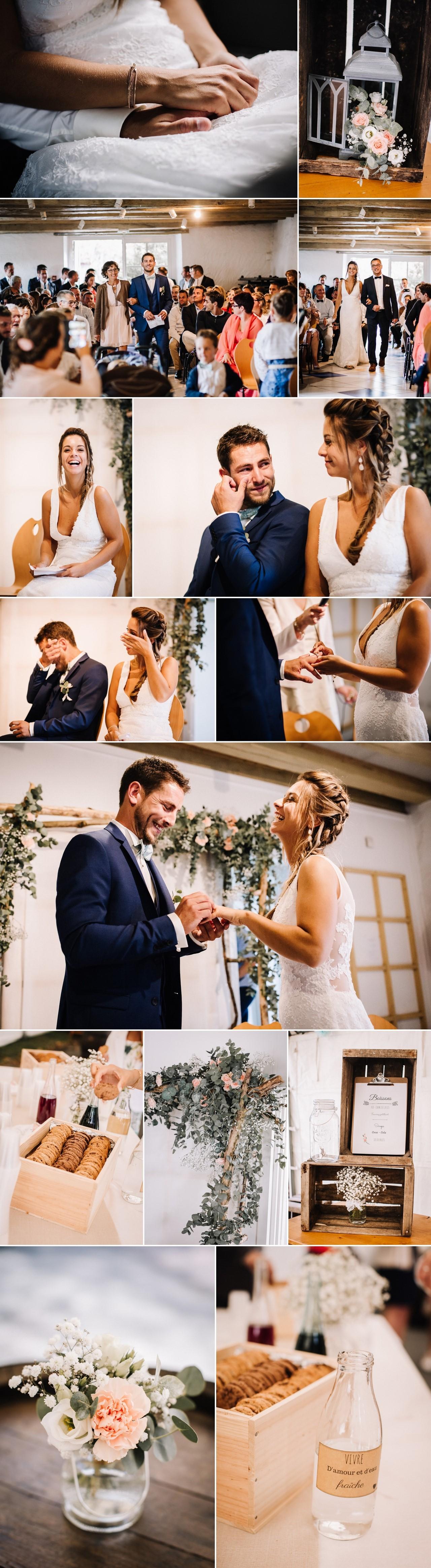 Mariage bohème à Tours